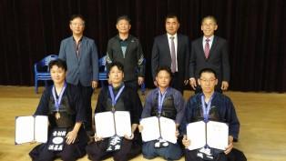 제22회 강원도회장기 종별 검도선수권대회 및 조선세법 경연대회